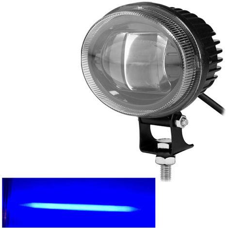 LED Gabelstapler Flurförderzeug Warnlicht Blaue Linie 15W 9-80V