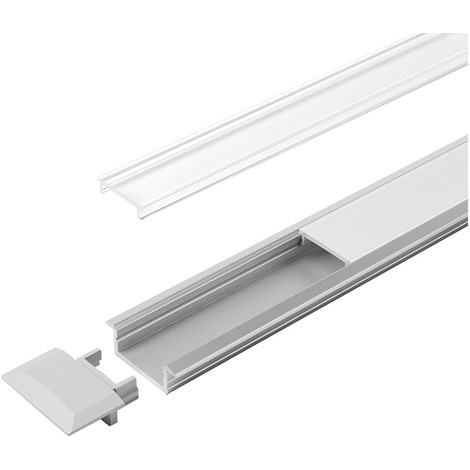 LED goulotte Versa ChannelLine C 3000 mm opal