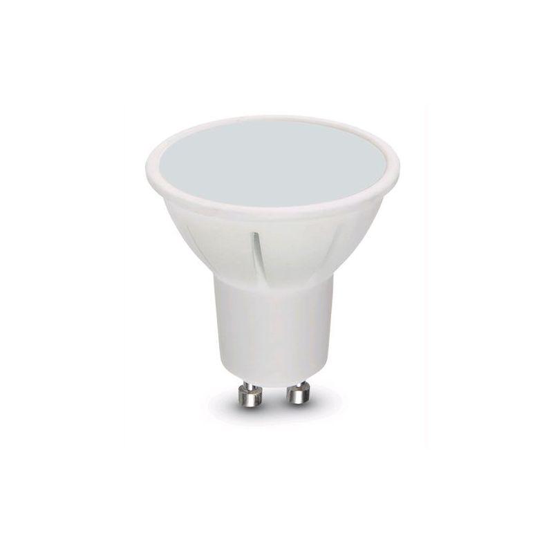 Duralamp - LAMPADA FARETTO SPOT A LED GU10 5,5W - LUMEN 420 - 2700K LUCE CALDA Cf. 10 PZ
