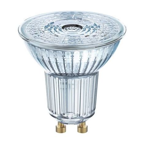 LED GU10 OSRAM 4052899958036 3 W = 35 W blanc chaud (Ø x L) 51 mm x 55 mm 1 pc(s)