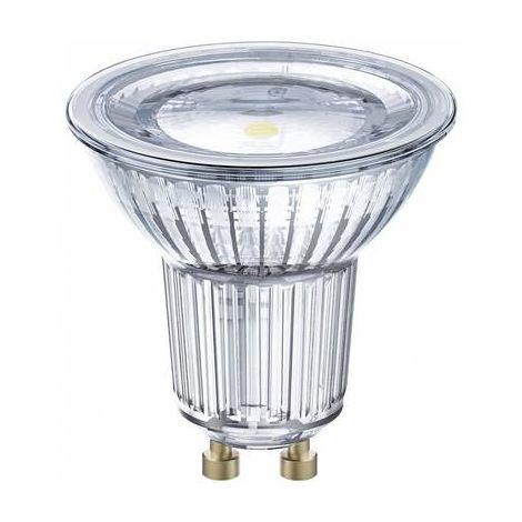 LED GU10 OSRAM 4052899958081 3.6 W = 50 W blanc chaud (Ø x L) 51 mm x 55 mm 1 pc(s)