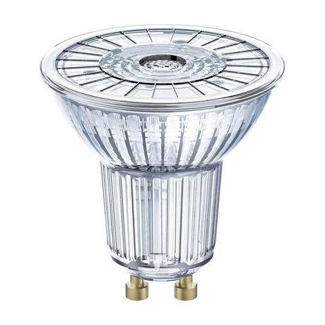 LED GU10 OSRAM 4052899958098 4.3 W = 50 W blanc neutre (Ø x L) 51 mm x 55 mm 1 pc(s)