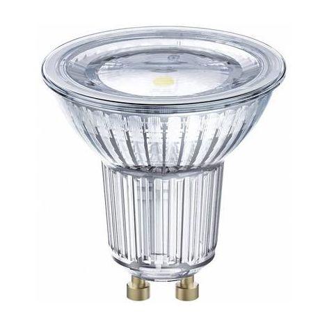 LED GU10 OSRAM 4052899958135 4.3 W = 50 W blanc neutre (Ø x L) 51 mm x 55 mm 1 pc(s)
