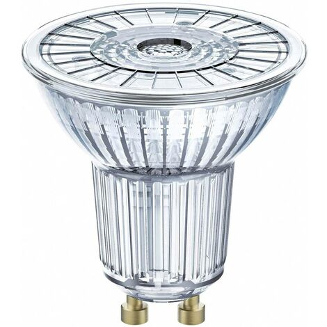 LED GU10 OSRAM 4052899958159 6.9 W = 80 W blanc chaud (Ø x L) 51 mm x 55 mm 1 pc(s)