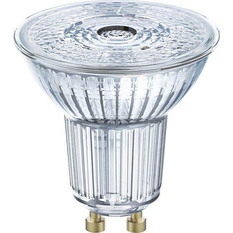 LED GU10 OSRAM 4058075035560 6.1 W = 50 W blanc chaud (Ø x L) 51 mm x 55 mm 1 pc(s)