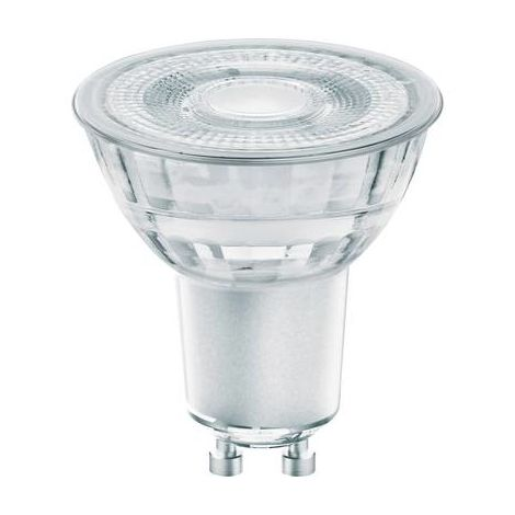 LED GU10 OSRAM 4058075105614 4.50 W = 50 W blanc chaud (Ø x L) 50 mm x 50 mm 1 pc(s)