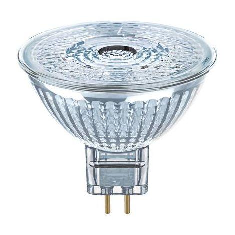 LED GU5.3 OSRAM 4058075112667 2.90 W = 20 W blanc chaud (Ø x L) 51 mm x 46 mm 1 pc(s)