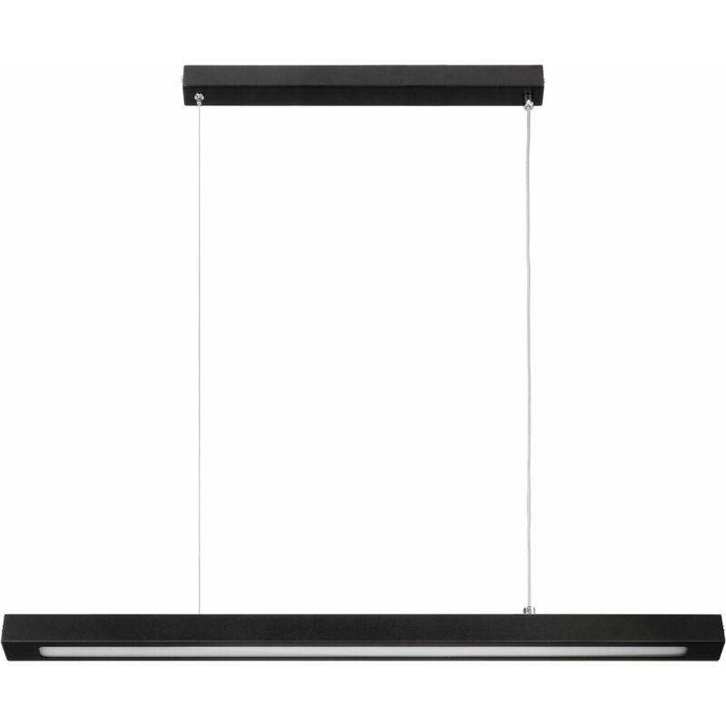 LED Hängelampe Futura Schwarz Modern vielseitig