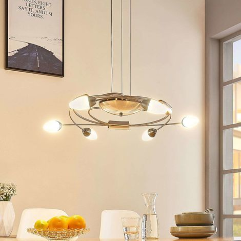 LED hanging light Deyan, dimmable via a switch