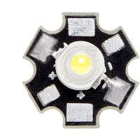 Led High Power 45x45 con Disipador 3W 220Lm .