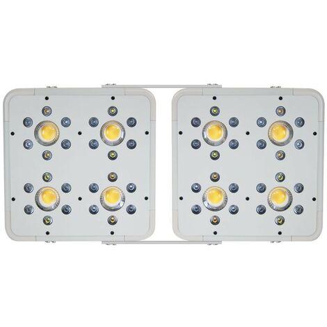 Led Horticole LED HPS KILLER 2 X 120W - INDOORLED ( équivalent 400w hps) - 60/68x28.5cm