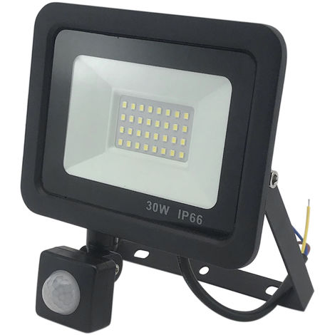 LED induction flood light suitable for playground garage garden stage