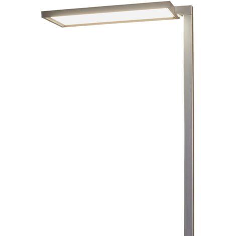 LED Lampadaire 'Dorean' en métal pour bureau