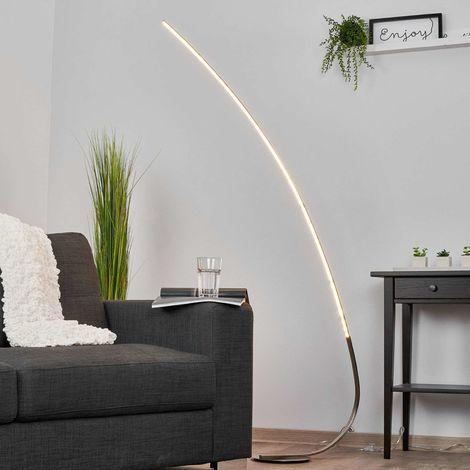 LED Lampadaire en Métal \