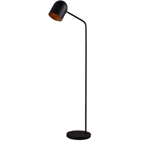 LED Lampadaire 'Morik' en métal pour salon & salle à manger