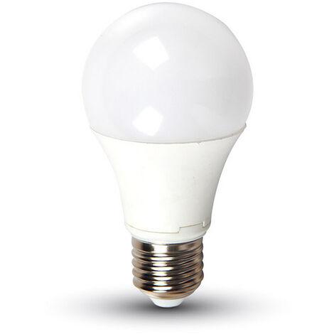 LED Lámpara de chip de lámpara de bola E27 de 11 vatios Lámpara de 1055 lúmenes EEK A + V  -TAC 177