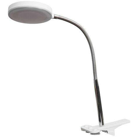 LED Lampe à pince 'Milow' pour salon & salle à manger