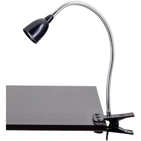 LED Lampe à pince 'Rabea' en métal pour bureau