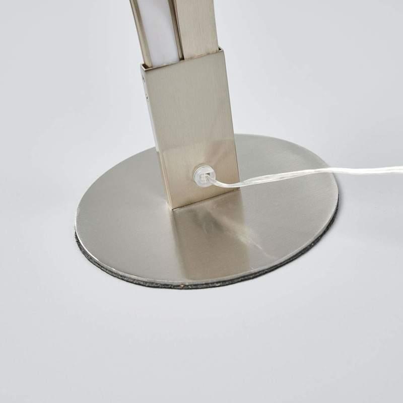 À Lampe Poser Led En Aluminium srdxQthCB