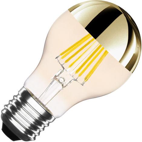 WOFI LED Filament A60 E27 8 Watt 1055lm 2700K 75W Leuchtmittel Glühbirne dimmbar