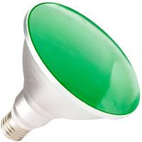 LED Lampe E27 PAR38 15W Waterproof IP65 Grünes Licht Grün