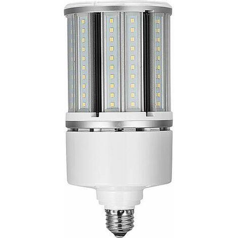 LED Lampe Korn, 22W, 2750lm 4000K, E27 avec adaptateur E40