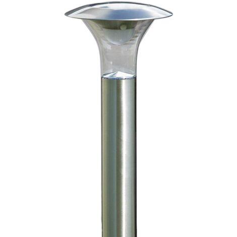 LED Lampe Solaire \'Jolin\' en inox -