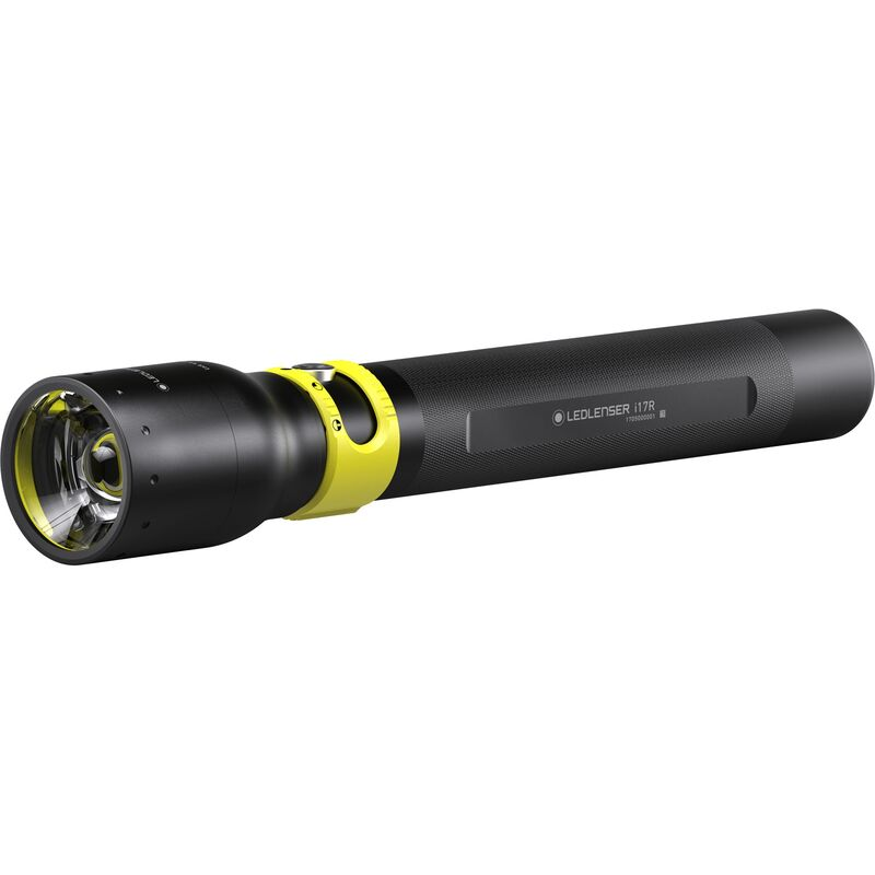 Image of i17R Rechargeable Flashlight Torch 1000 Lumens - Led Lenser