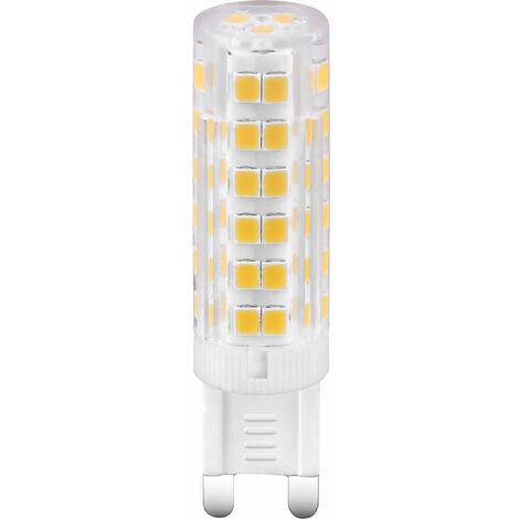LED Leuchtmittel, weiß, 4W G9 LED, EEK: A++, klar