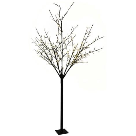 LED Lichtbaum Nordlux Cherry Tree 68450800 Deko 250cm 320 Led´s