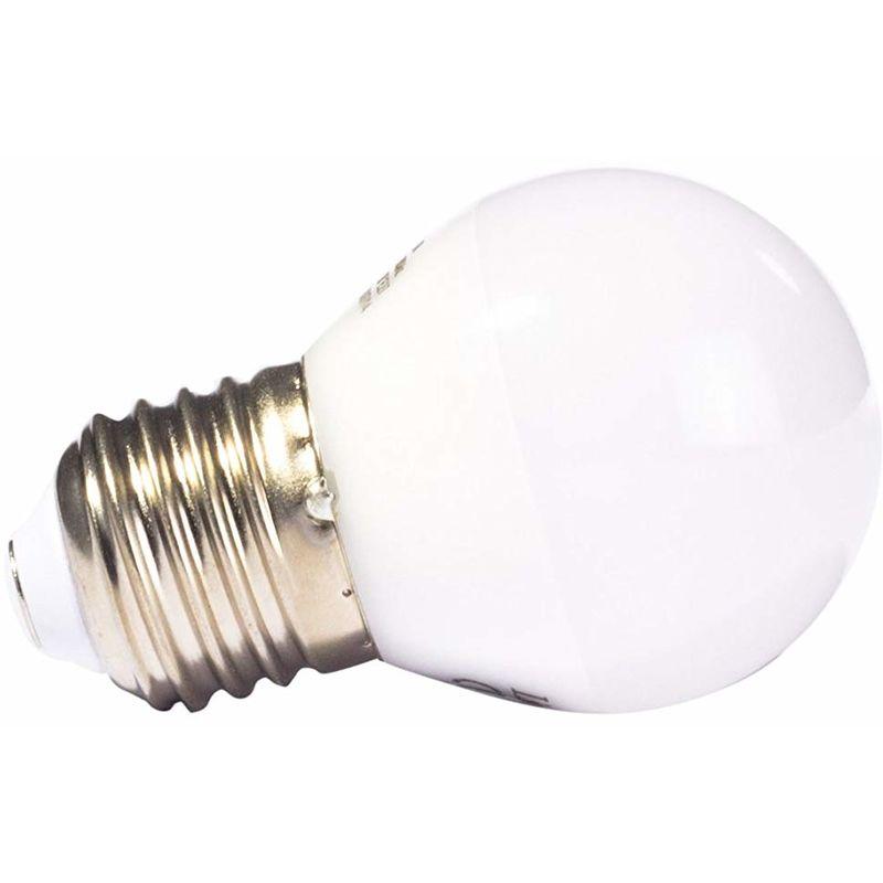 Image of Liteway LED Light Bulb, Golf Ball, E27/ES, 5W, 5 Pack