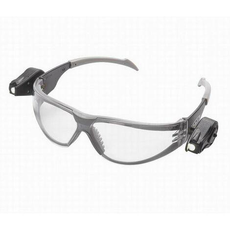 LED LIGHT VISION Gafas PC incolora AR y AE con luces Led LEDLVIS