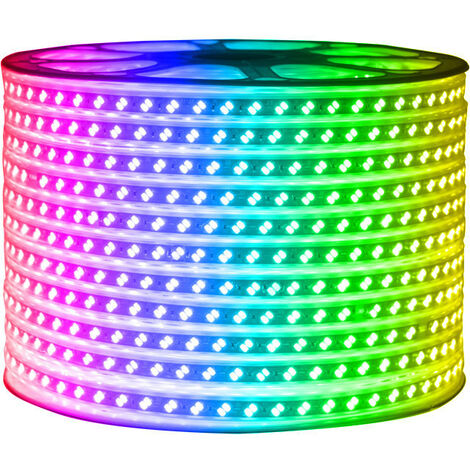 """main image of """"LED Lighting LED Strip, Waterproof, RGB Color Changing Light LED Strip with 24 Keys Bluetooth Remote Control For Christmas Party, Gardens, Houses"""""""