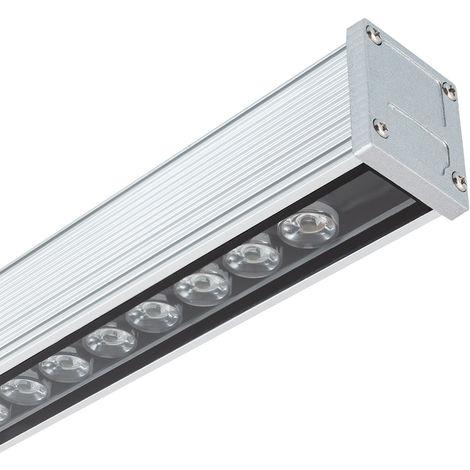 LED Lineal Wandfluter 500mm 18W IP65 High Efficiency