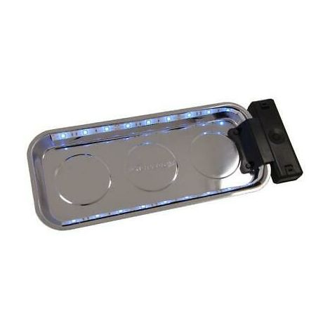 Led Magnetic Parts Tray Batteries Included