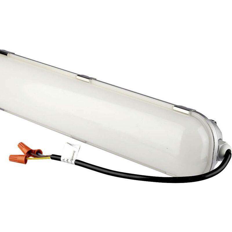 LED (monocolore) VT-160 679 Luce installata in modo permanente Potenza: 60 W Bianco freddo N/A - V-tac