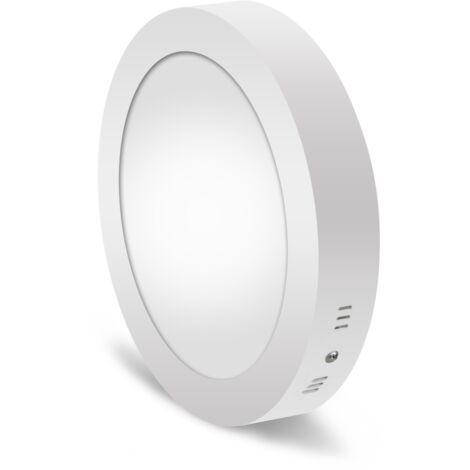 LED montada en la superficie de la luminaria Siglo 24W 1680 lumen 4000K IP20 PTP-243040