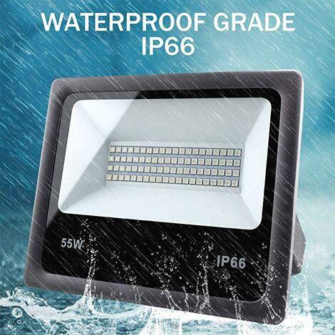 "main image of ""LED new 100w patch flood light waterproof outdoor light ultra-thin flood light"""