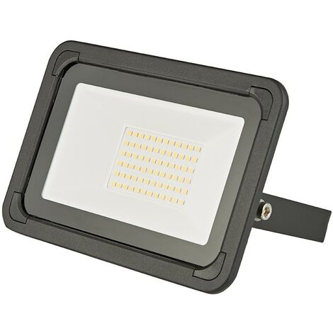 LED Outdoor Garden Floodlight 10/20/30/50/100W Easy Install Waterproof Lamp