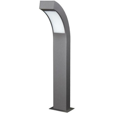 """main image of """"LED Outdoor lights 'Lennik' (modern) in Black made of Aluminium (1 light source,) from Lucande   garden light, path light, bollard light, path lamp, pillar light"""""""