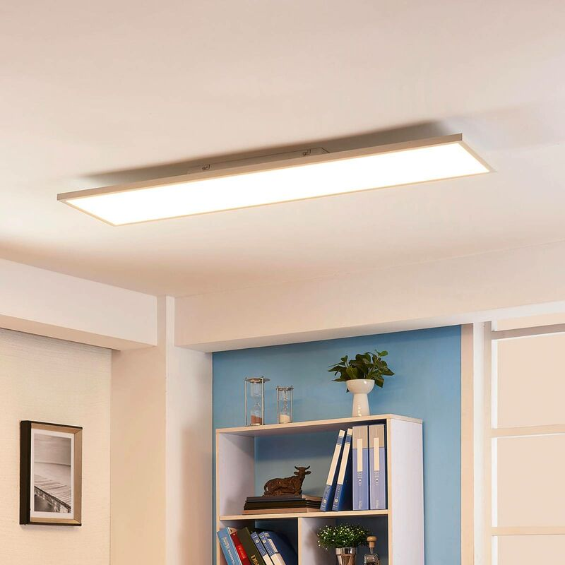 LED Panel aus Kunststoff dimmbar mit Fernbedienung \