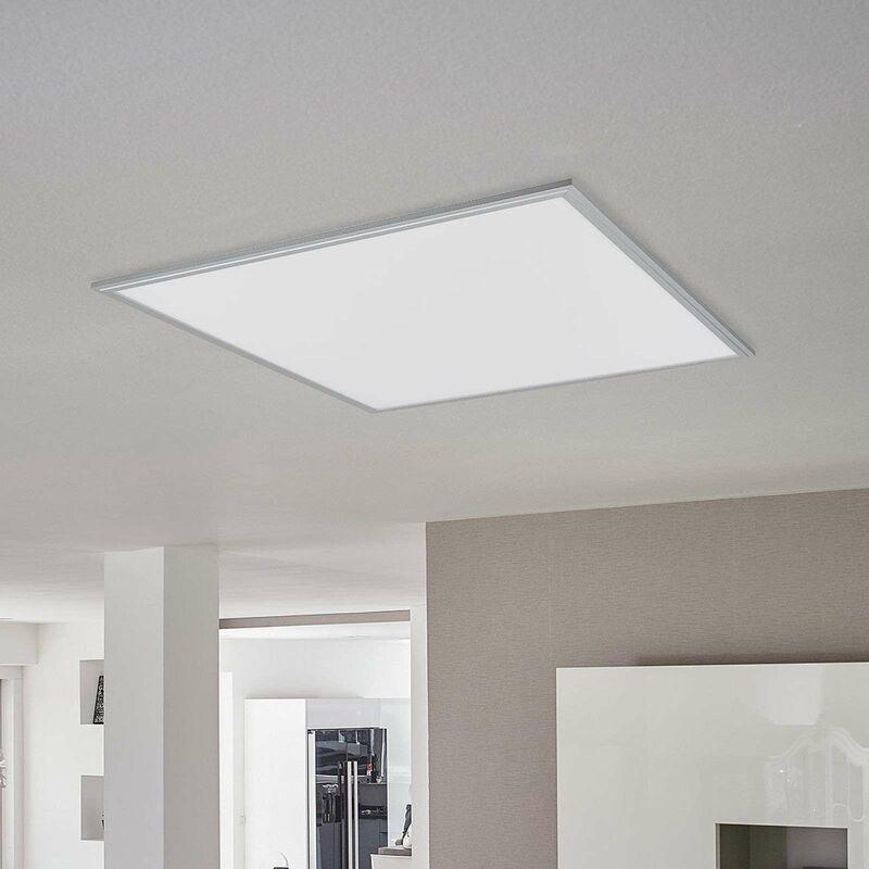 LED Panel aus Metall dimmbar für Wohnzimmer & Esszimmer von Lampenwelt