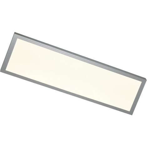 LED Panel 'Livel' (modern) in White for e.g. Kitchen (1 light source, A+) from Lindby | Ceiling Light, Business Lighting, office lamp, workspace lamp, ceiling light, ceiling lamp, lamp