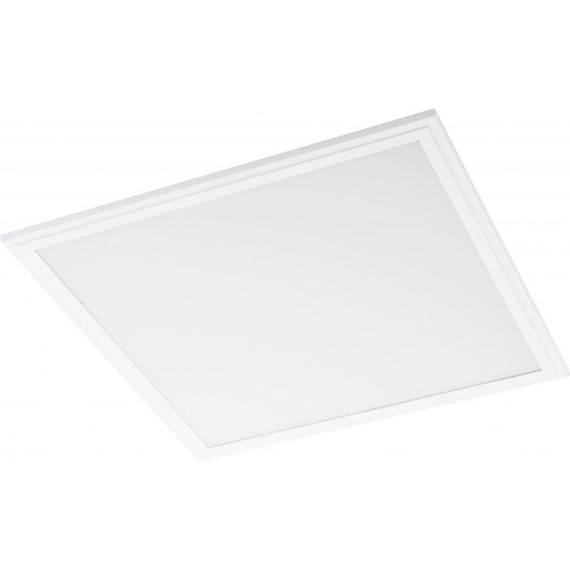 Led Panel Deckenleuchte Salobrena 2 weiß, 450 x 450 mm - Eglo