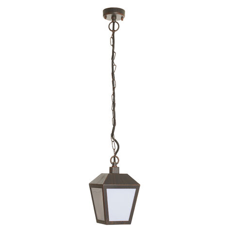 LED pendant light Bendix for outdoors