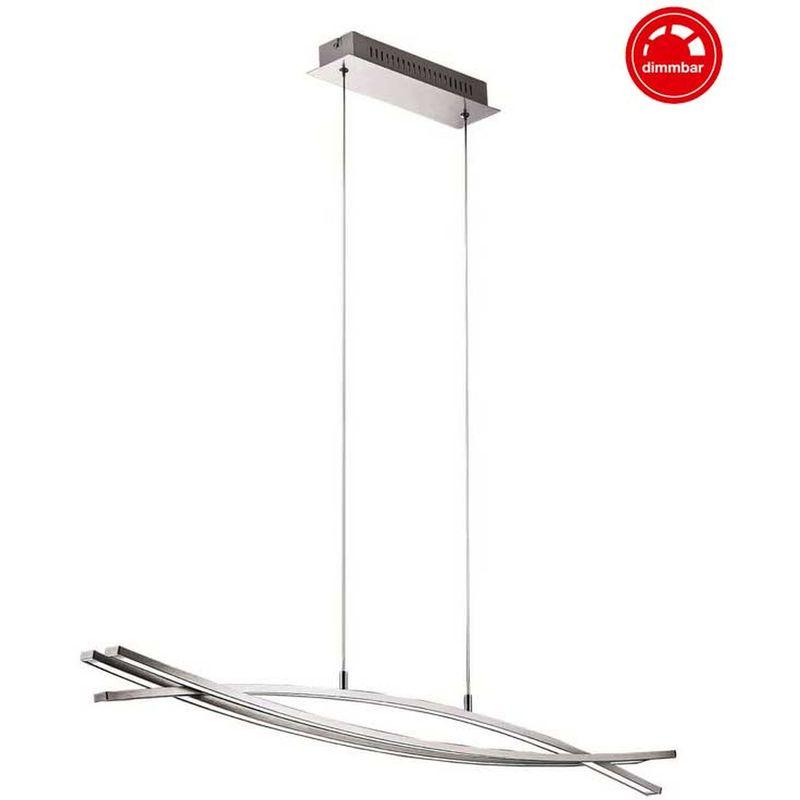 LED Pendelleuchte Peters-Living 6470917 Hängelampe 3-Stufen-Dimmer