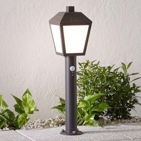 LED pillar light Bendix with sensor