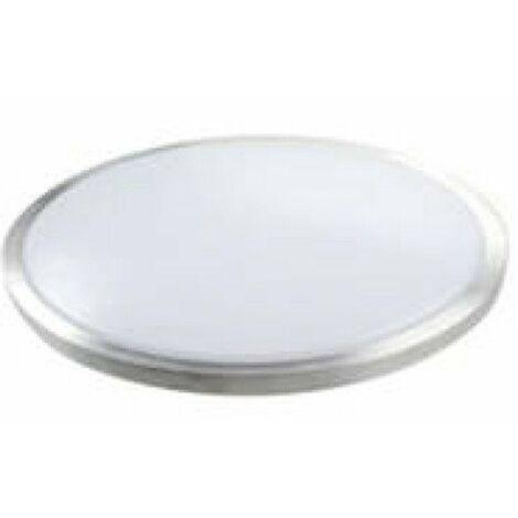 Led plafón plata 6k 160'