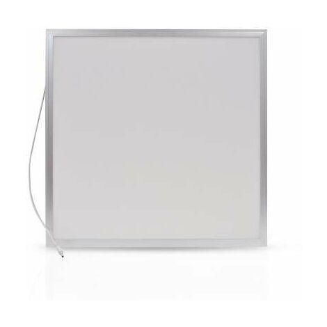 LED PLAFOND 595 X 595 38 W ALU 6000K