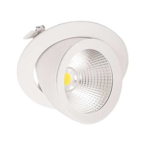 LED PLAFOND CIRCULAIRE ORIENTABLE 20 W 3000K